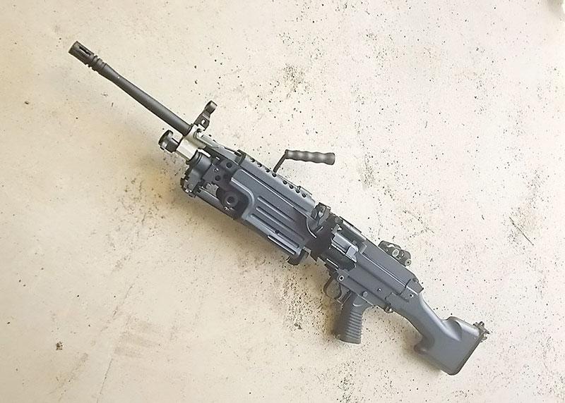サバゲーで装備する銃とその役割について