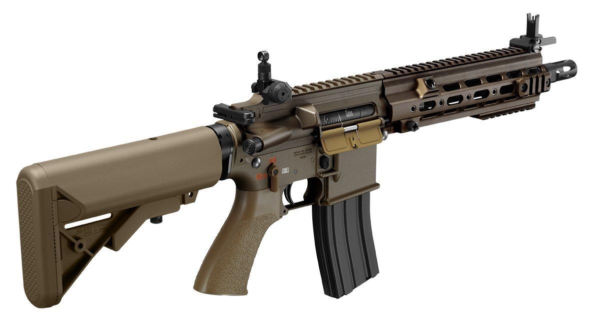 HK416カスタムモデル2