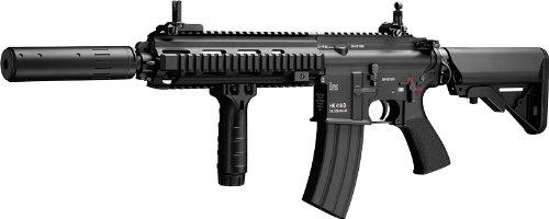 東京マルイ製電動ガン(DEVGRUカスタム HK416D)
