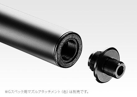 東京マルイ L96 AWS ブラックストック / O.D.ストック1