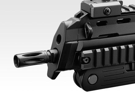 東京マルイ MP7A1 ブラック / タンカラー1