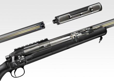東京マルイ VSR-10 プロスナイパーバージョン Gスペック O.D.カラー1