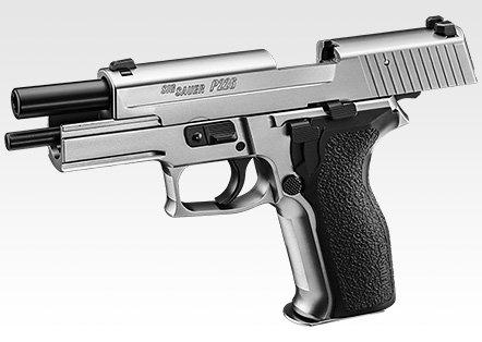東京マルイ シグ ザウエル P226 E2 ステンレスモデル1