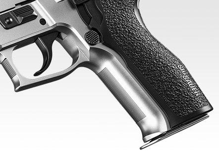 東京マルイ シグ ザウエル P226 E2 ステンレスモデル3