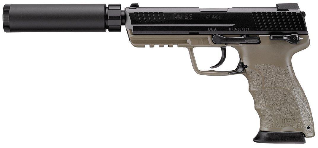 東京マルイ HK45 タクティカル2