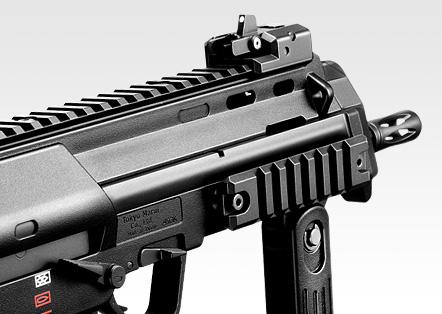 東京マルイ MP7A1(本体セット) ブラック / タンカラーモデル1