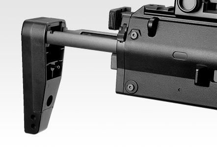 東京マルイ MP7A1(本体セット) ブラック / タンカラーモデル2
