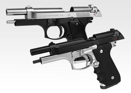 東京マルイ M92F フレームシルバー / スライドシルバー3