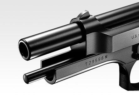 東京マルイ M92F ミリタリーモデル1