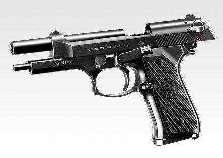 東京マルイ M92F ミリタリーモデル3