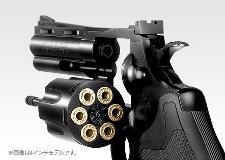 東京マルイ コルトパイソン.357マグナム 6インチ2