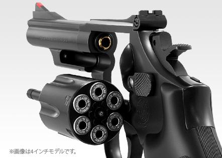 東京マルイ スミス&ウェッソン M19 6インチ2