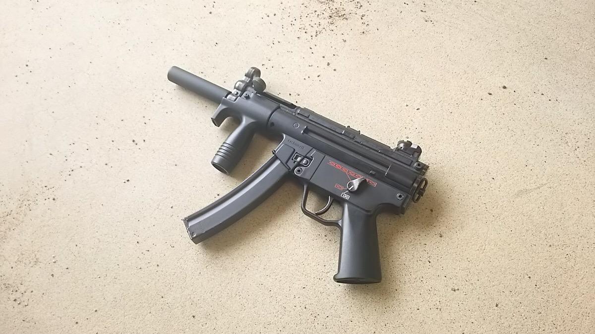 MP5Kクルツ