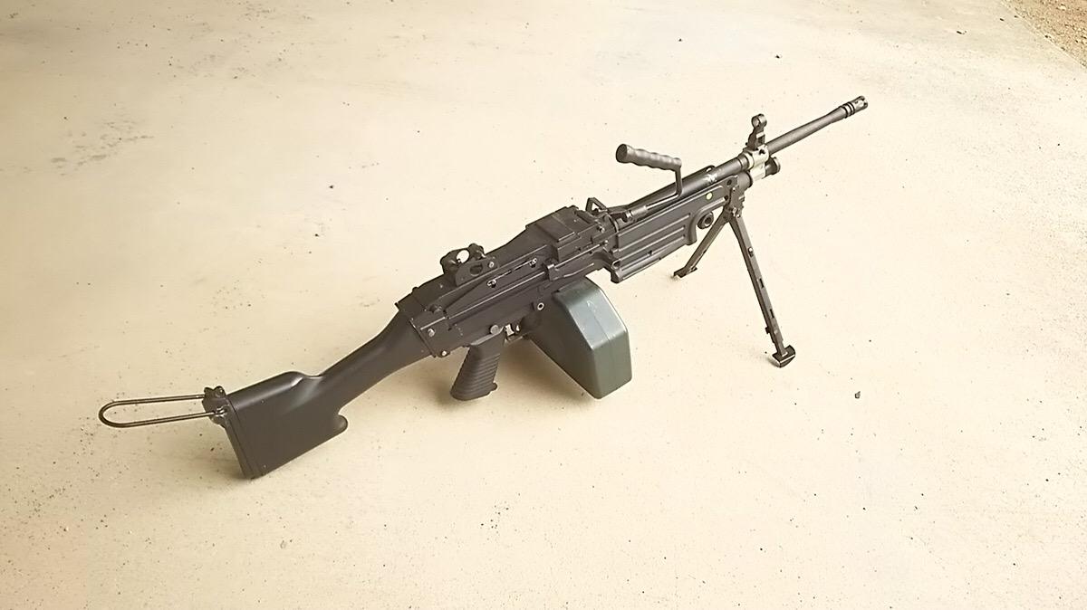 M249電動ガン