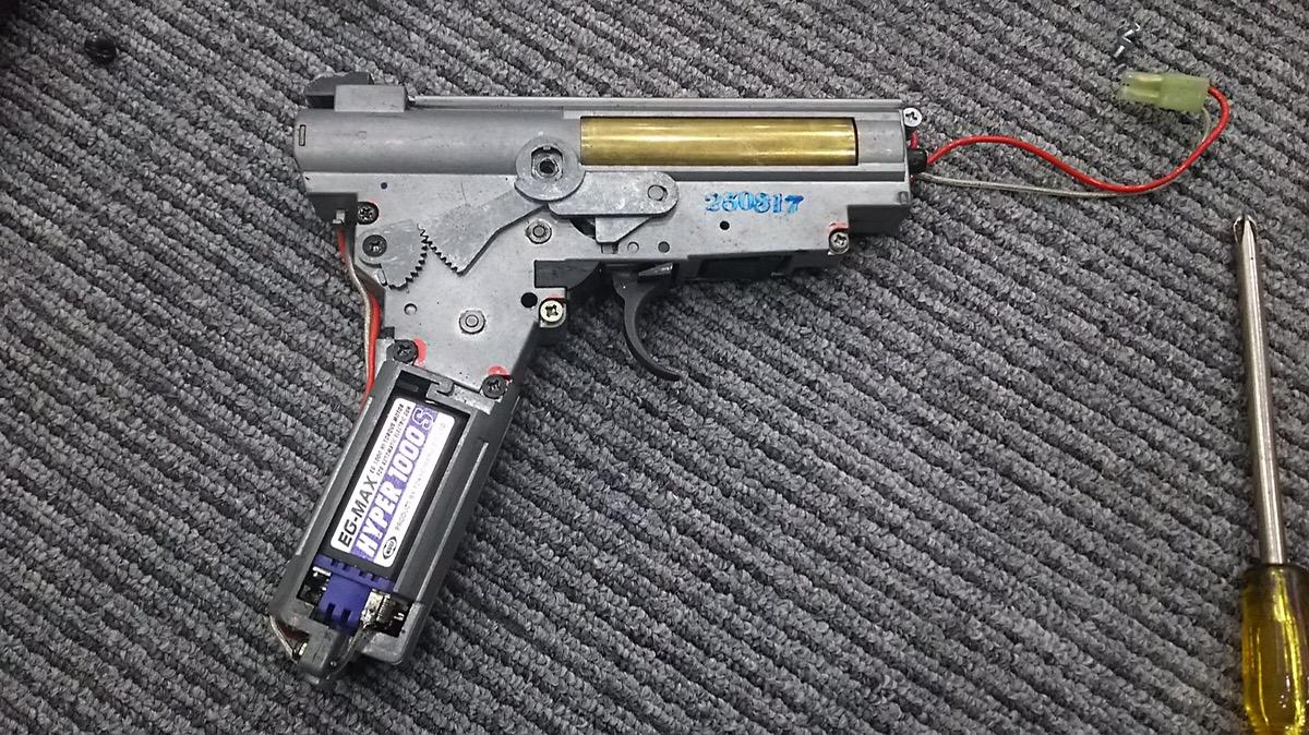 AK47メカボックス