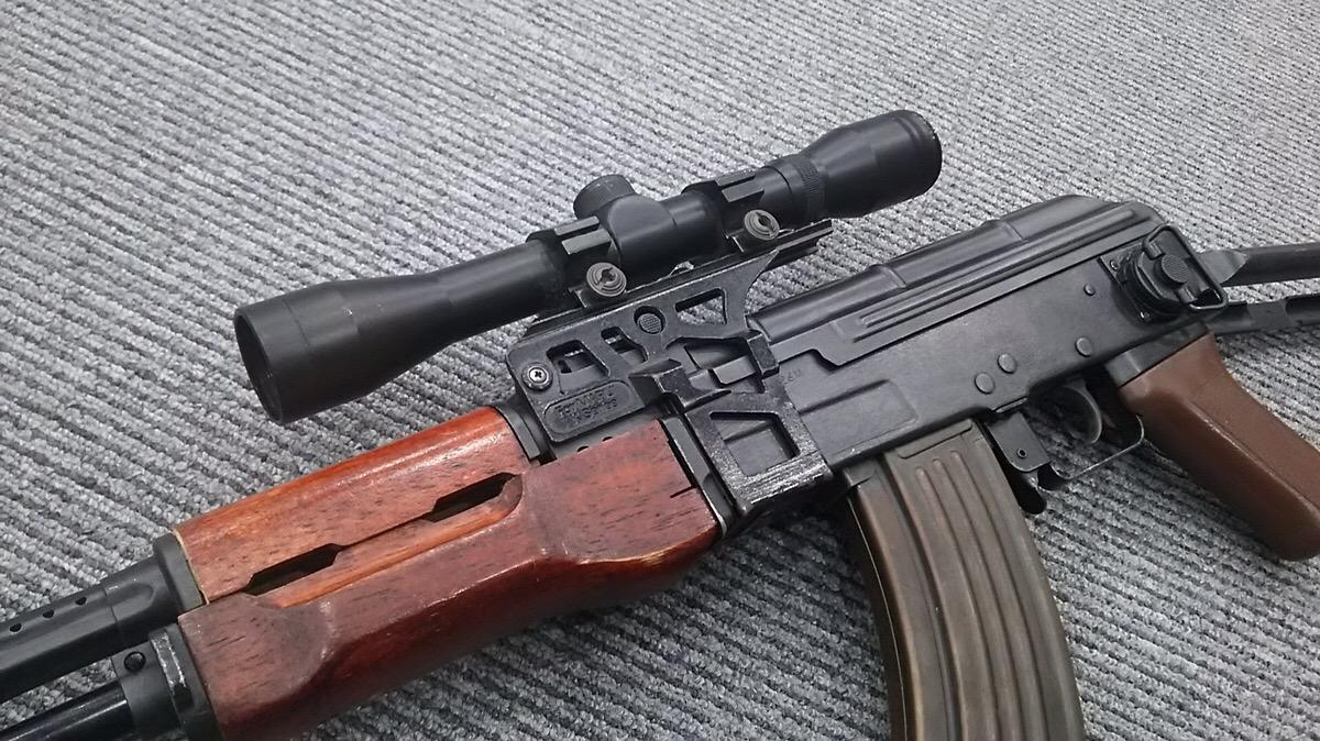 AK47マウント搭載2