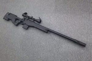 東京マルイ製スナイパーライフル「L96A1」