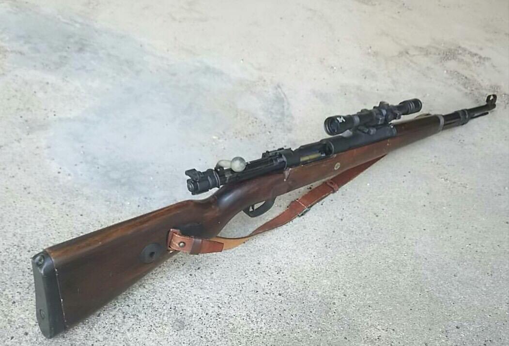 モーゼルKAR98K