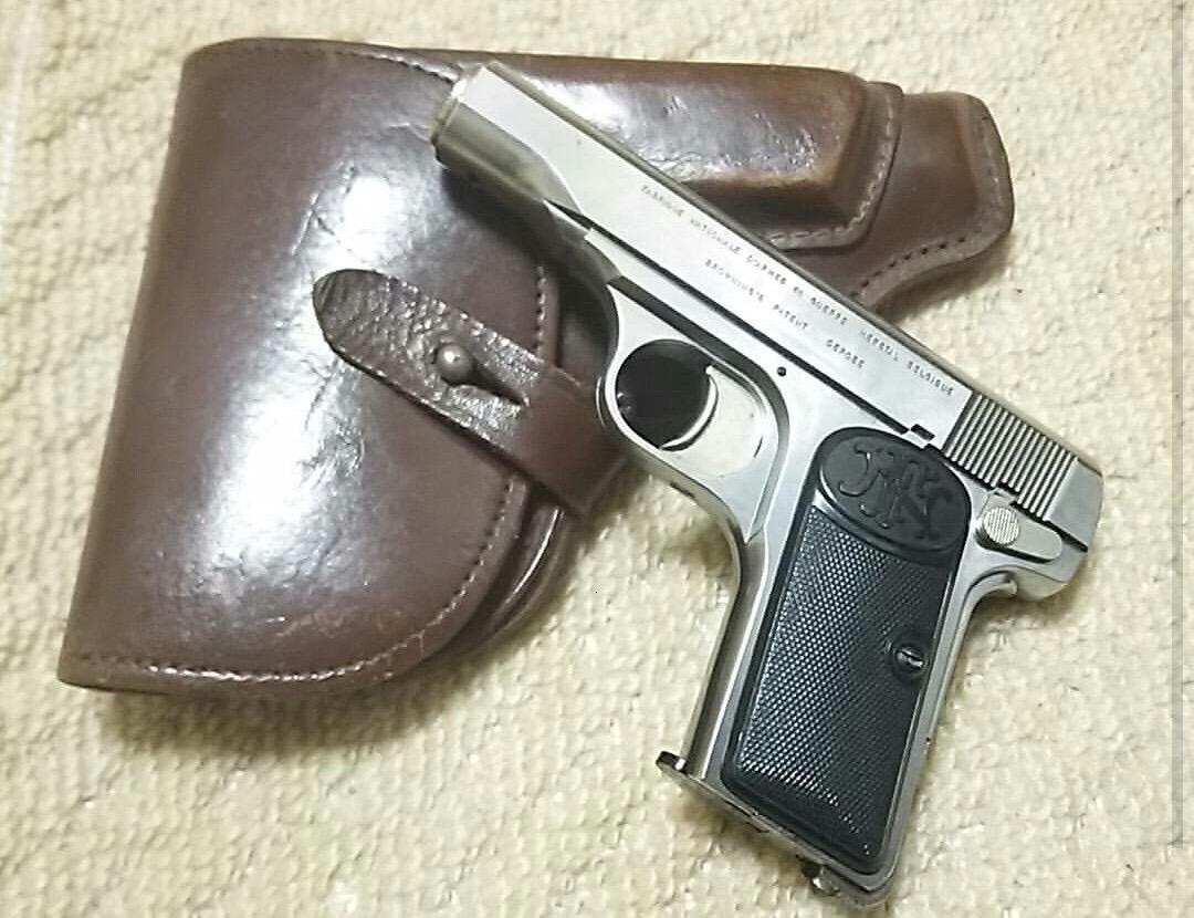 ハンドガンについて。実銃の歴史とサバゲーでの活用