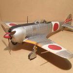 日本軍の戦闘機「二式単座戦闘機鍾馗」と「雷電」
