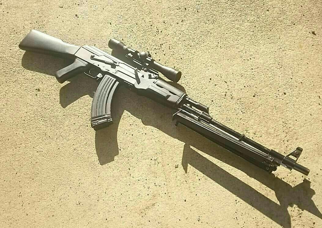 私のサバゲー戦史29「遠距離戦闘」