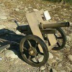 私のサバゲー戦史40「野砲陣地攻略」