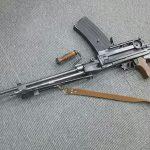 九九式軽機関銃を電動ガン(AK47)で自作してみました