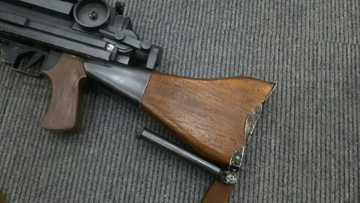 九九式軽機関銃3