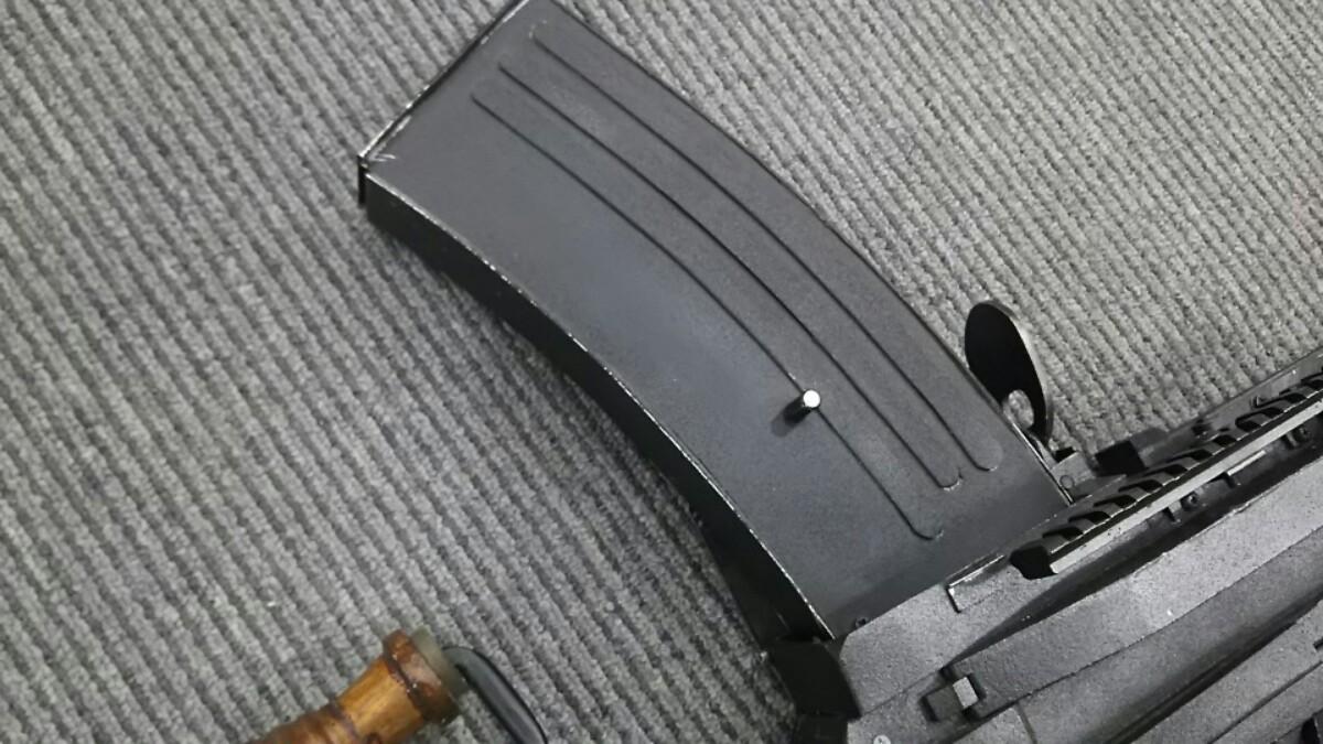 九九式軽機関銃4