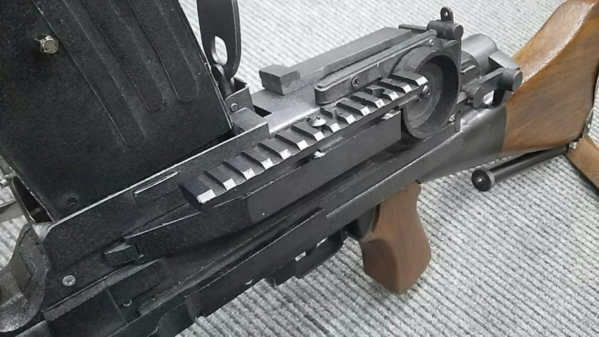 九九式軽機関銃6