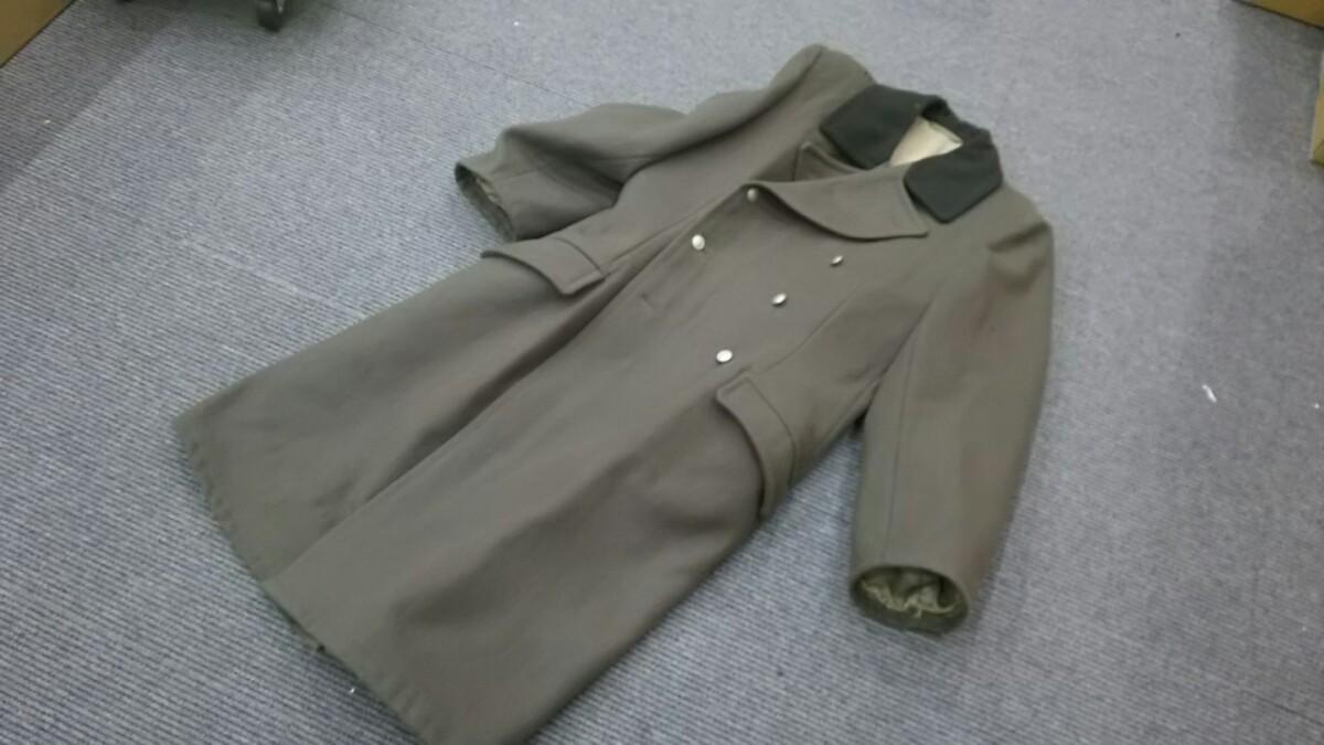 東ドイツ軍オーバーコート