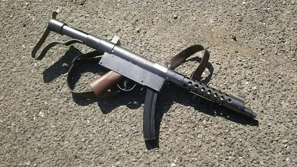 オリジナルサブマシンガン(MP5ベース)