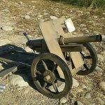 オリジナル機関銃