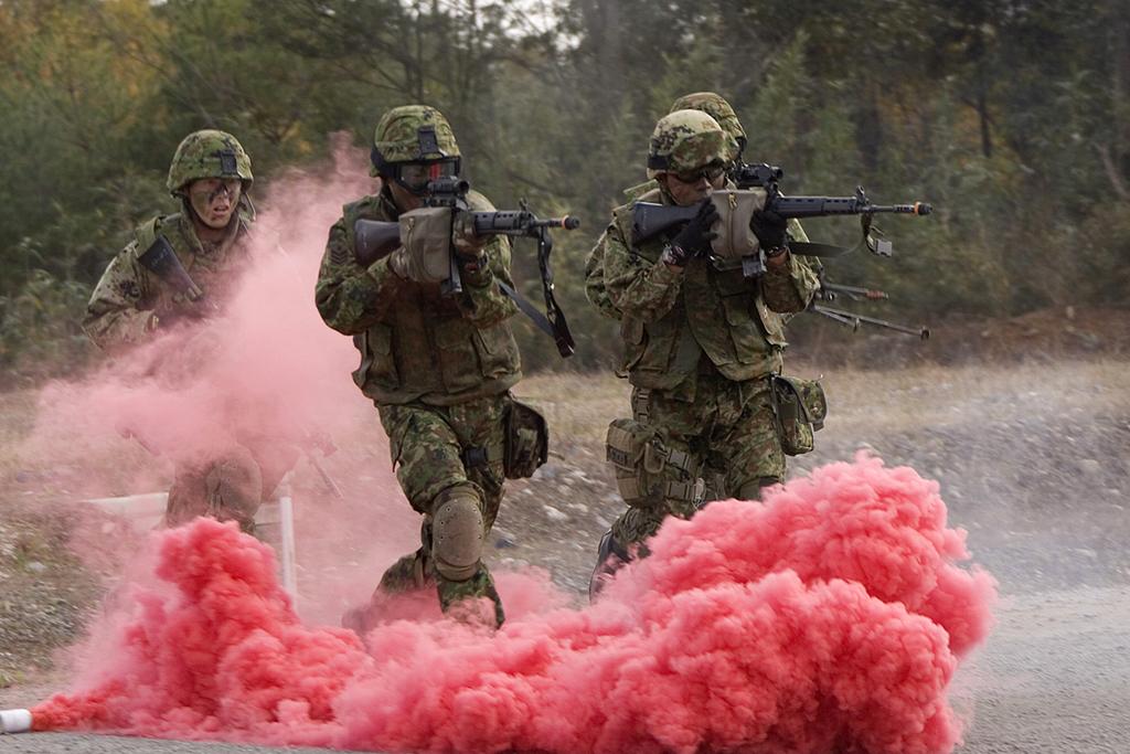 陸上自衛隊の個人装備について