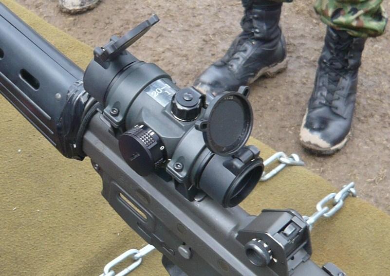89式小銃用照準補助具