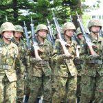 日本の自衛隊になるには?気になる自衛隊のお給料は?