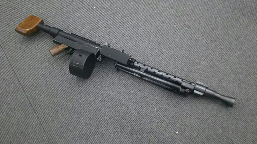 G3ベースオリジナル機関銃
