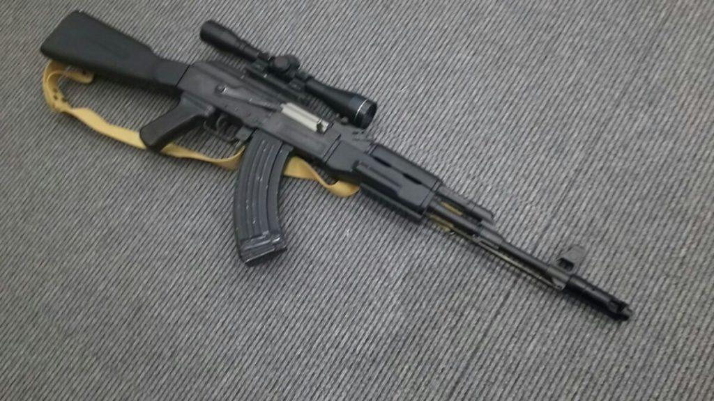 カスタムAK47