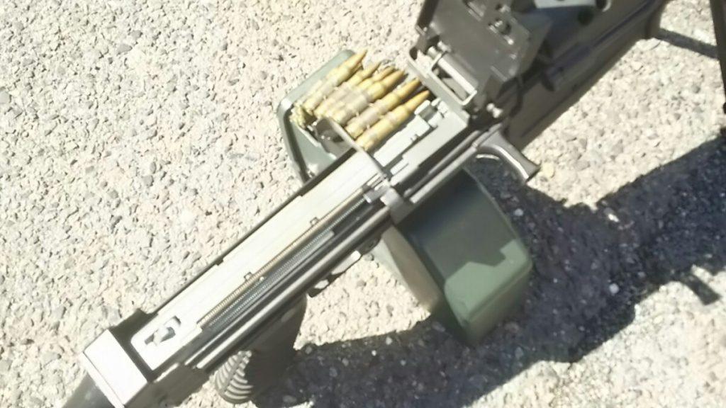 M249メカボックス