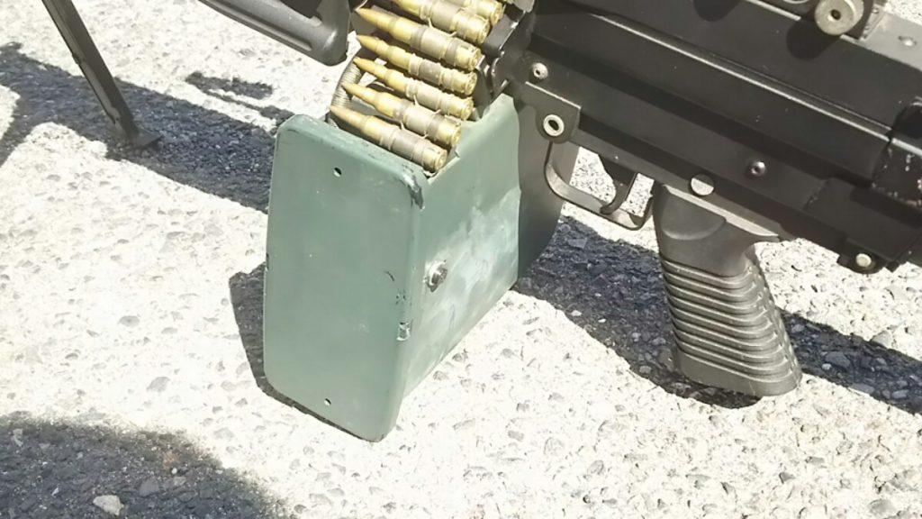 M249電動マガジン
