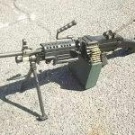 M249ミニミ