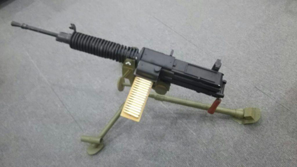 九二式重機関銃1