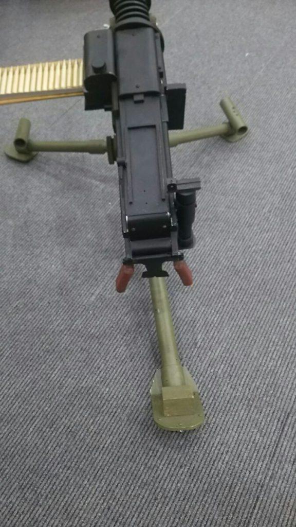 九二式重機関銃2