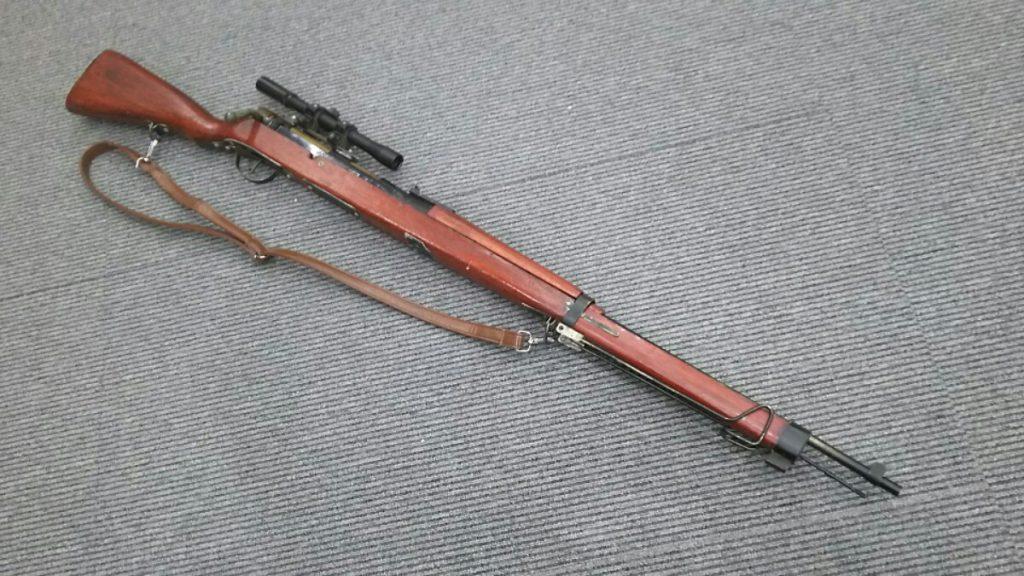 九七式狙撃銃(スーパーナイン)