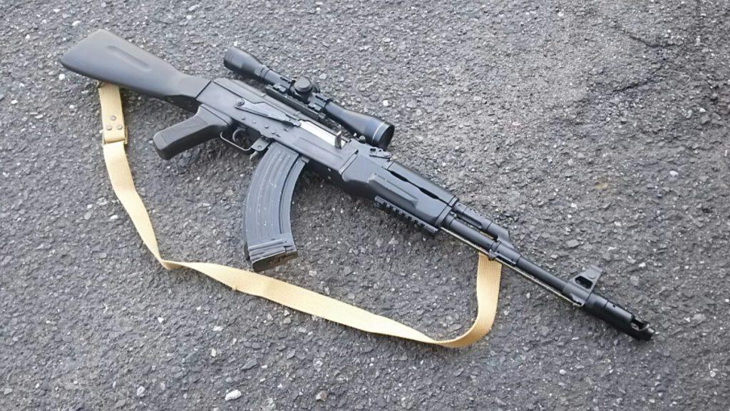 AK103(AK47)スタンダード電動ガン