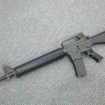 M16A2電動ガン