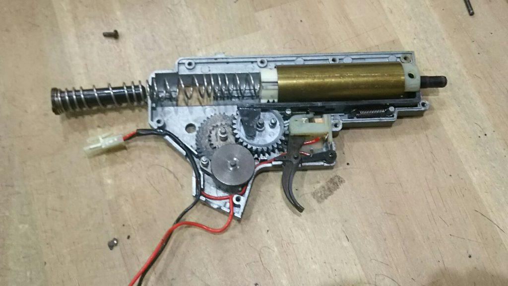 M16A2メカボックス