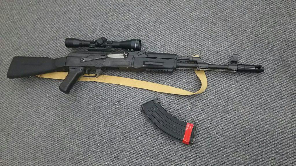 AK47東京マルイ