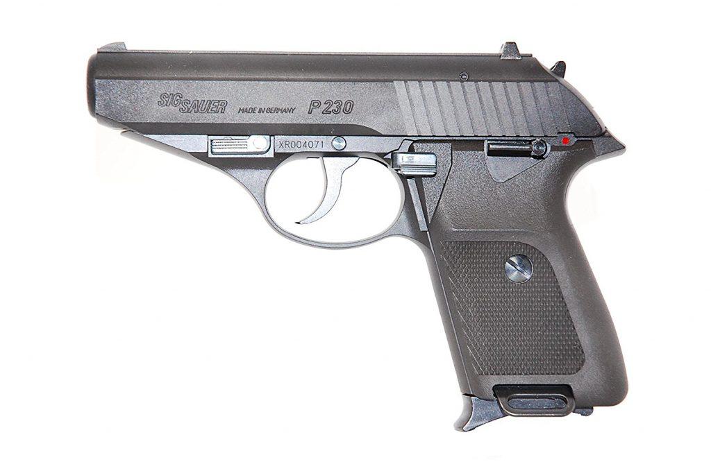 KSC P230JP ブラックHW ガスブローバック