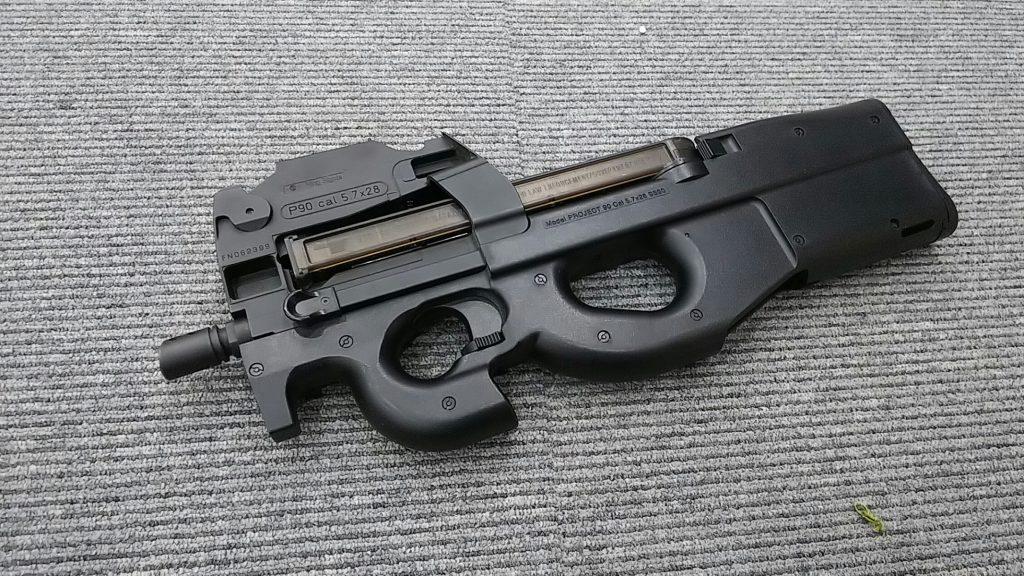 P90電動ガン